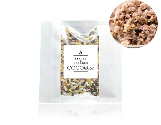 グルテンフリー麦抜き18雑穀米
